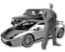 """Служебный \""""Ламборджини\"""": автомобильные аппетиты чиновников не знают границ"""