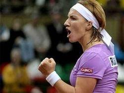 Светлана Кузнецова вышла в финал турнира в Дубае