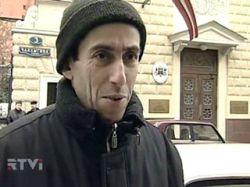 """Задержанного \""""нацбола\"""" Владимира Линдермана Россия повторно депортирует в Латвию"""
