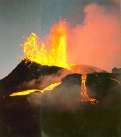 Извержение вулкана привлекло туристов на Гавайи