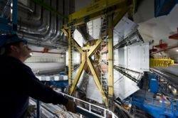 Завершена постройка самого большого ускорителя частиц