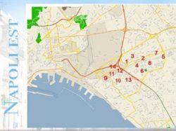Неаполитанцы представили карту убийств мафии