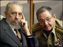 Куба: в бой идут одни старики