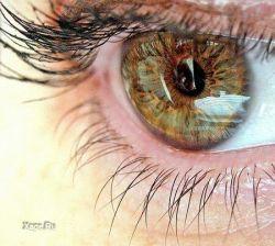 Возраст человека можно определить путем исследования глазного хрусталика