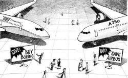 Boeing проиграл Airbus многомиллиардный контракт с Пентагоном