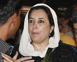 Полиция Пакистана предъявила обвинения в убийстве Беназир Бхутто
