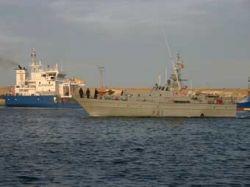 Российский теплоход спас в открытом море восьмерых алжирцев