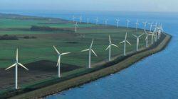 За последние 4 года количество энергии, получаемой из возобновляемых источников, удвоилось