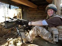 Принц Гарри опять рвется в Афганистан