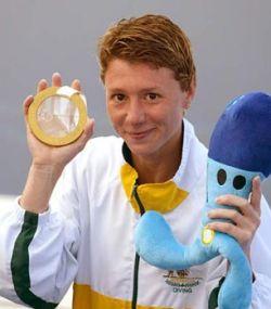 Дисквалифицирована призер Олимпийских игр Ирина Лашко