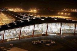 Новый терминал пекинского аэропорта стал наибольшим зданием в мире (фото)