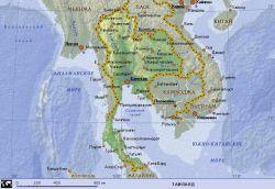 В Таиланде в результате нападения неизвестных на дом врача погибли 8 человек