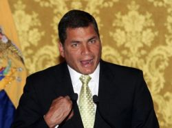Эквадор выслал колумбийского посла из-за военной операции на границе