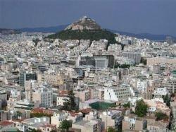 В столице Греции взорвалась бомба