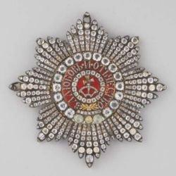 Российский орден впервые продан более чем за миллион долларов
