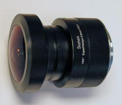 Sunex представила круговой fisheye-объектив с углом обзора 185°