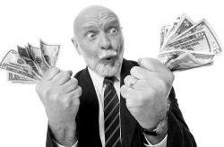 Десять причин, по которым люди сорят деньгами