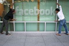 Facebook перевели на немецкий