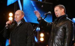 Какое наследство Владимир Путин оставил Дмитрию Медведеву?