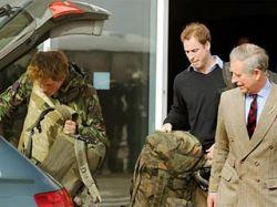 Принц Гарри после Афганистана станет лейтенантом и получит денежную прибавку
