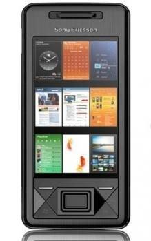 Смартфон Sony Ericsson X1, кажется, задерживается
