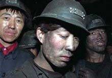 В Китае обрушилась шахта: погибли черные старатели