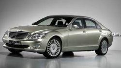 Mercedes-Benz S400 BlueHybrid – первый гибридный автомобиль на литий-ионовых батареях