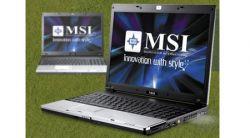 """MSI разрабатывает \""""зеленый\"""" ноутбук-ионизатор PR620"""