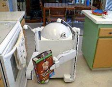 Уборщик ReadyBot зачищает кухню от следов трапезы