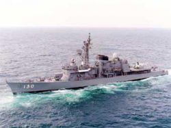 Вьетнамский сухогруз протаранил два японских эсминца