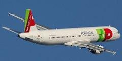 TAP Portugal предлагает переход в бизнес-класс во время полета