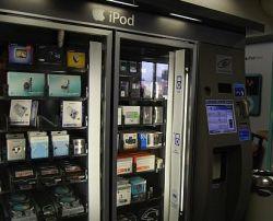 Автоматы по продаже телефонов и прочей электроники захватывают мир (фото)