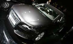 Новый ход Audi - A4 за полтинник