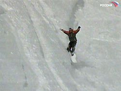 Россиянка Светлана Болдикова победила на этапе Кубка мира по сноуборду
