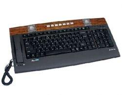 Tor представляет клавиатуру со встроенной трубкой A4Tech KIP(S)-900
