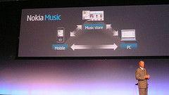 Nokia открыла свой второй музыкальный магазин