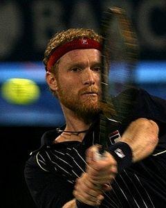 Мужской теннисный турнир в Дубае начался с сенсаций: Роже Федерер и Михаил Южный проиграли в первый же день