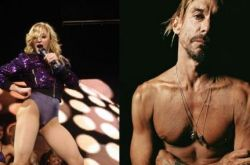 Мадонна споет дуэтом с Игги Попом