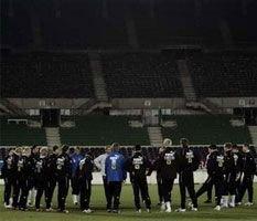 Сборная Австрии по футболу получит миллион евро за победу на домашнем Евро-2008