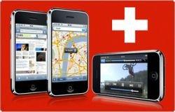 Европейское вторжение iPhone: на очереди Швейцария