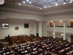 Парламент Грузии принялcя за поправки к Конституции: снижают избирательный барьер