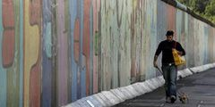 Мемориал, посвященный Берлинской стене, станет достопримечательностью Германии