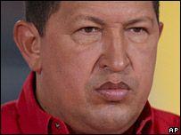 Колумбия требует суда над Уго Чавесом