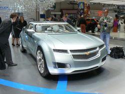 General Motors анонсировал в Женеве новые гибридные автомобили