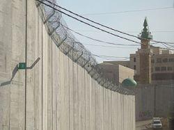 Забор безопасности сократил преступность в Иерусалиме