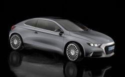 Volkswagen представил в Женеве возрожденную модель Scirocco