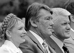 Виктор Ющенко потребовал от Юлии Тимошенко немедленно продолжить газовые переговоры