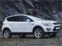 В России цены на новый кроссовер Ford Kuga - от 880 000 рублей