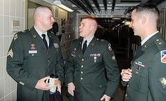 Согласно исследованиям, солдаты армии ФРГ много курят и страдают ожирением