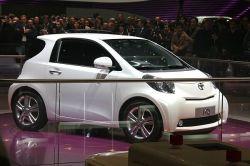 Toyota iQ - идеал городского авто